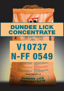Dundee Lick Concentrate