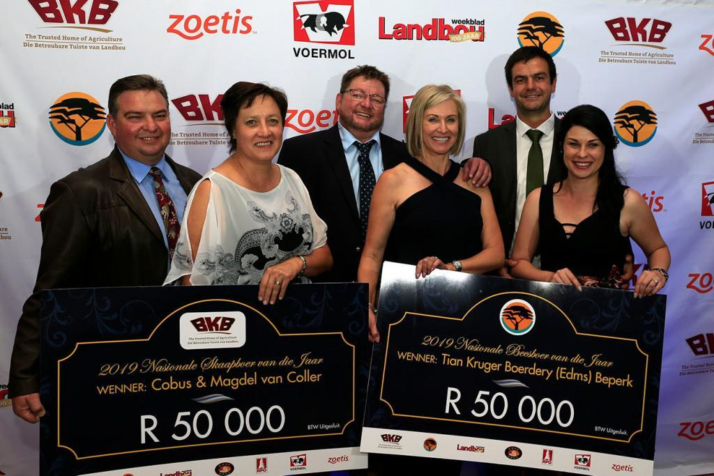 2019 National Cattle Sheep Farmer of the Year Awards