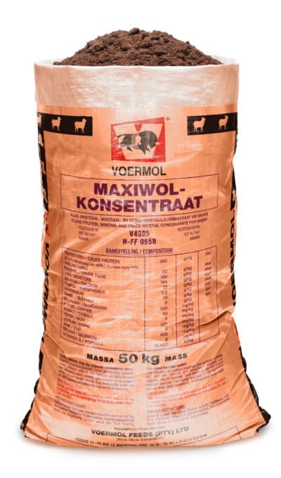 Maxiwol Concentrate